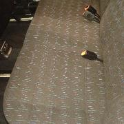 Tepování čalounění sedadel